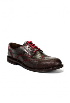 Ботинки Fly London Idal 903 brown red-s