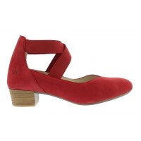 Туфли Fly London Lavi red