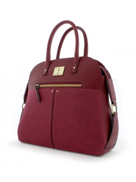 Сумка Fly London Dota burgundy