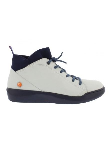 Кеды Softinos Biel white navy