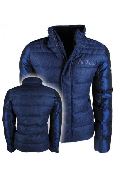 Куртка мужская Nickelson LIAM navy